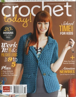 Crochet Books Online Free edition of crochet today