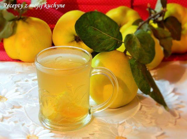 RECEPTY Z MOJEJ KUCHYNE A ZÁHRADY: Dulový čaj z čerstvých dulí