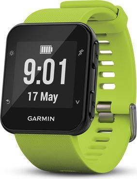 Garmin Forerunner 35 GPS-Sportuhr mit Herzfrequenzmessung am Handgelenk, Limelight #Fitness #Tracker #Sport #Uhr #Digital #digitec