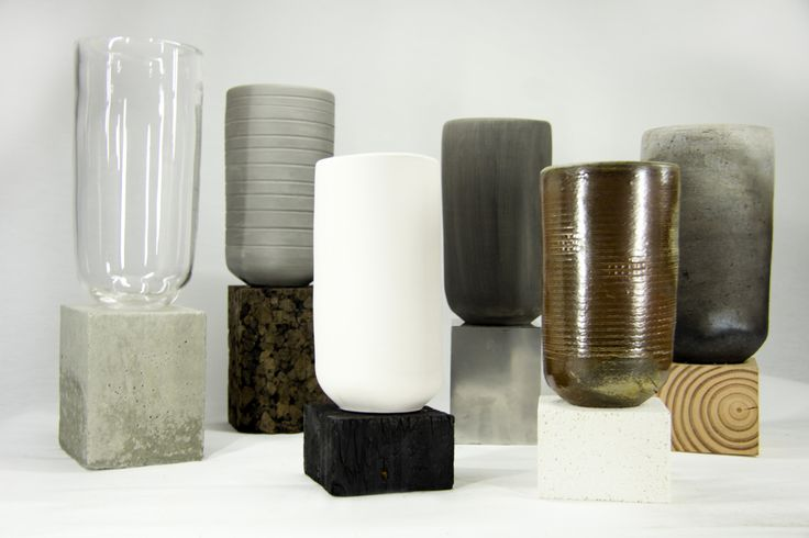 """Personalities"" Ceramic and glass workshop at the Domaine de Boisbuchet Photos © : Fernando Laposse"