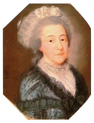 Аграфена Васильевна Салтыкова (1709—1762) - жена Алексея Дмитриевича Голицина