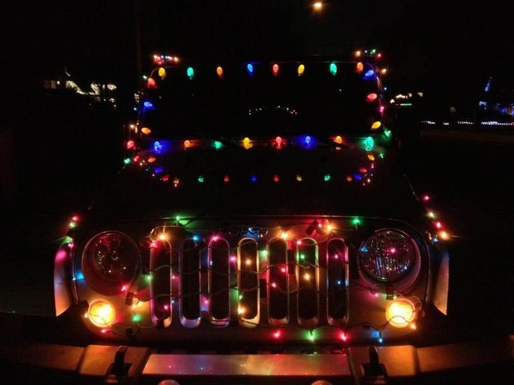 Cherry Hill Volkswagen >> Jeep Wrangler | Jeep Wrangler | Pinterest | Volkswagen, Christmas trees and Merry christmas