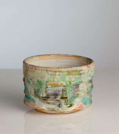 Gary wood tea bowls