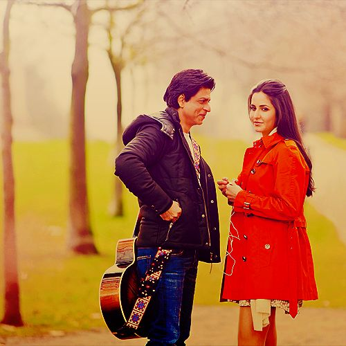 Katrina Kaif & SRK #Bollywood