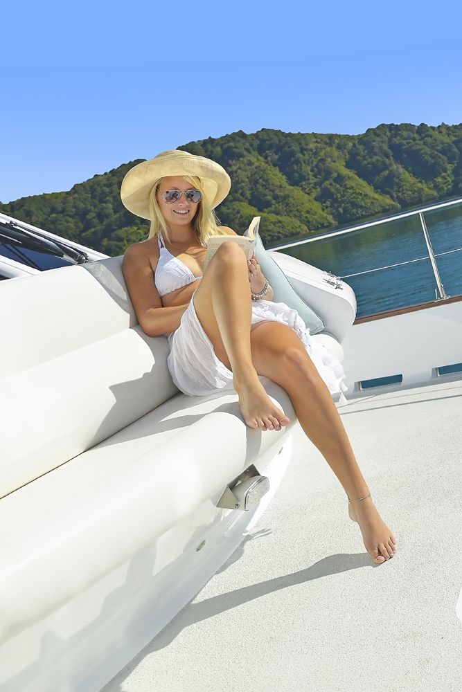 Luxury leisure is best done in paradise - charter your own private holiday onboard MV Tarquin in the stunning Marlborough Sounds, New Zealand...
