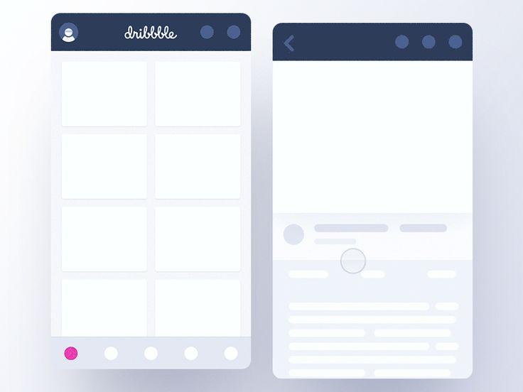 UI Interactions of the week #97 – Muzli -Design Inspiration
