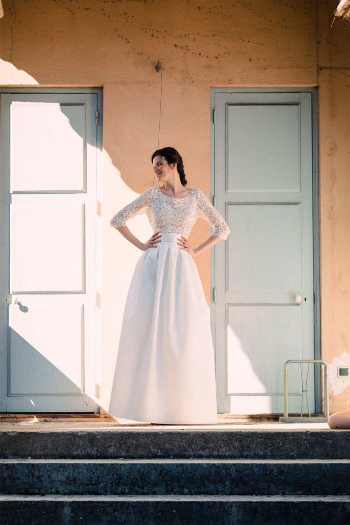 Robes de mariée – Oksana Kokhan – Collection