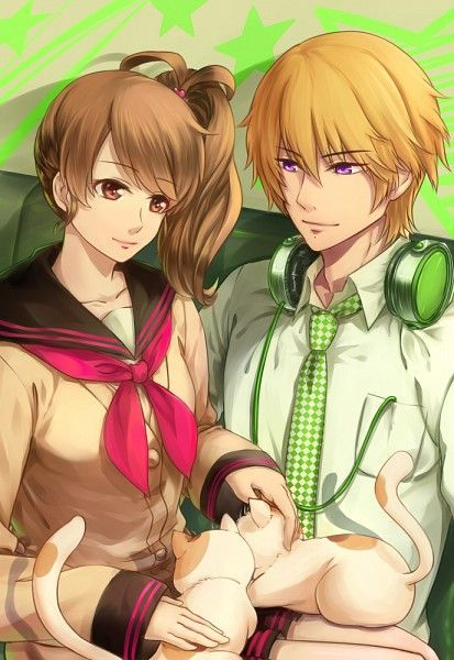 brother conflict manga natsume - Brothers Conflict - Natsume by MockingJ15 on DeviantArt Manga Art Style