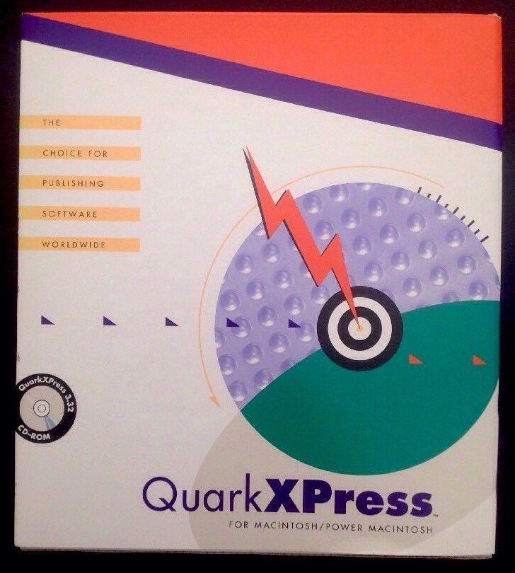 QuarkXPress 3 32 CD-ROM For Macintosh/Power Macintosh
