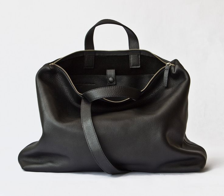 17 Best ideas about Black Leather Bags on Pinterest | Black ...