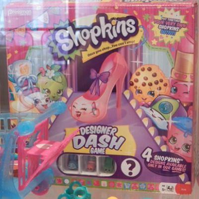 Shopkins Designer Dash Game