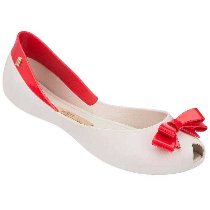 Zapatos burdeos Melissa Queen para mujer fwBc5kQNw9