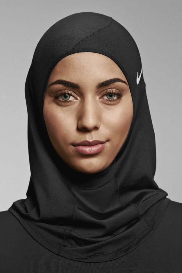 """Nike will soon sell a lightweight, polyester sports hijab called the """"Nike Pro Hijab."""""""