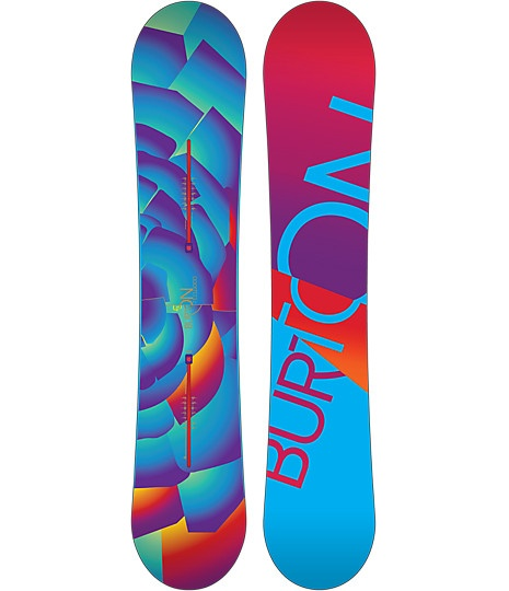 Burton Feelgood 2012 snowboard. Next board?