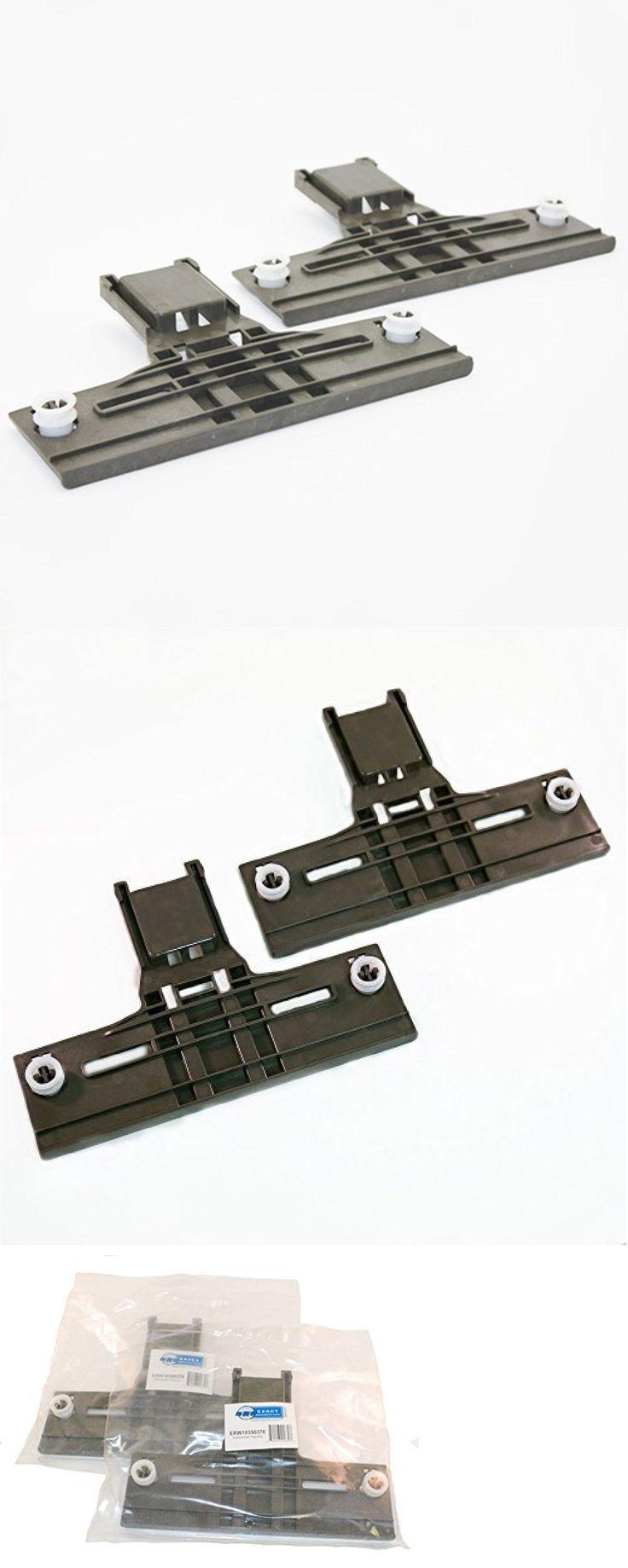 Details about dishwasher upper top rack adjuster 2 pack