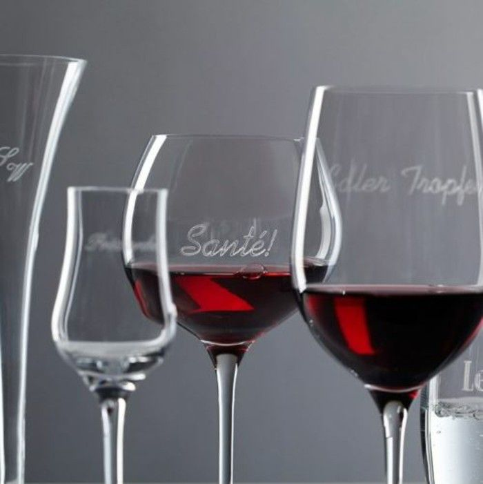 Leonardo wine glass architecture of the wine glass Tulip red wine ciao