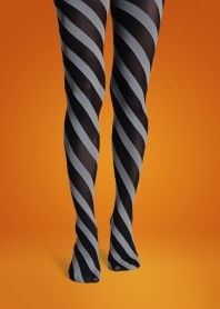 Love! Like your legs are licorice flavored candy canes!