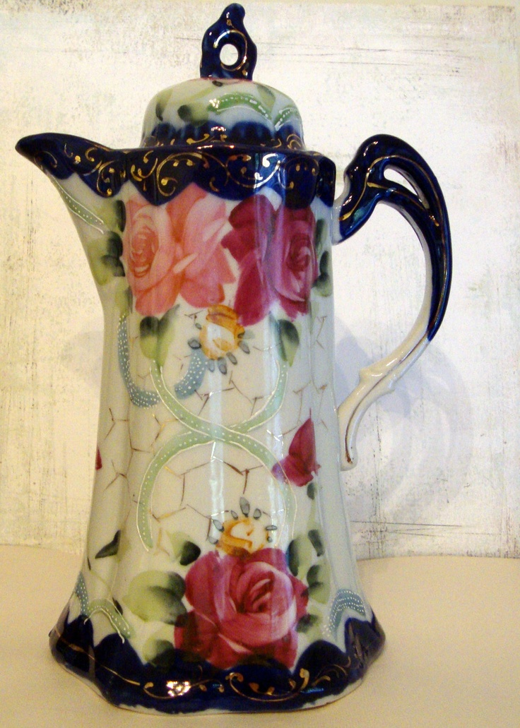 China E Oh Hand Painted Nippon