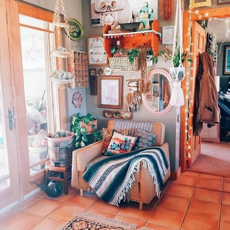 Become more unique for the world then you must live by adopting one of the bohemian style ideas.