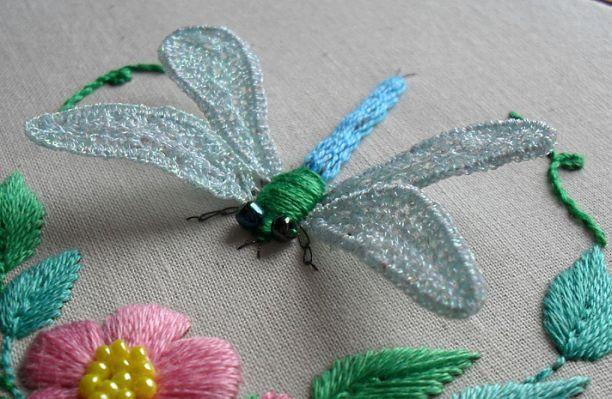 DMC Dragonfly Kit (slightly adapted