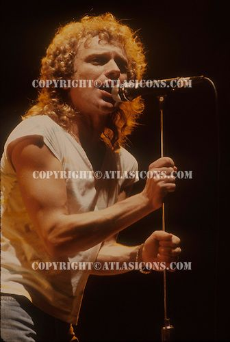 FOREIGNER, LIVE, 1982, NEIL ZLOZOWER