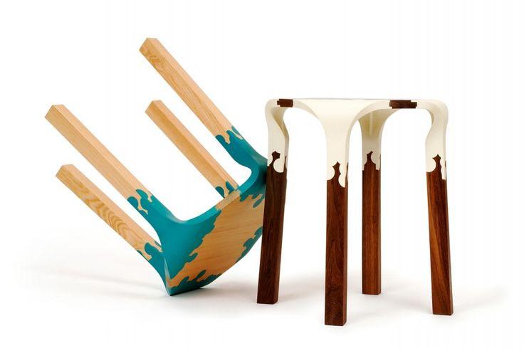 wood + plastic