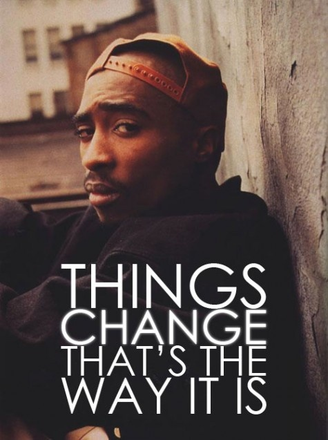 "2pac... ""Changes"" one of the best songs of all time"