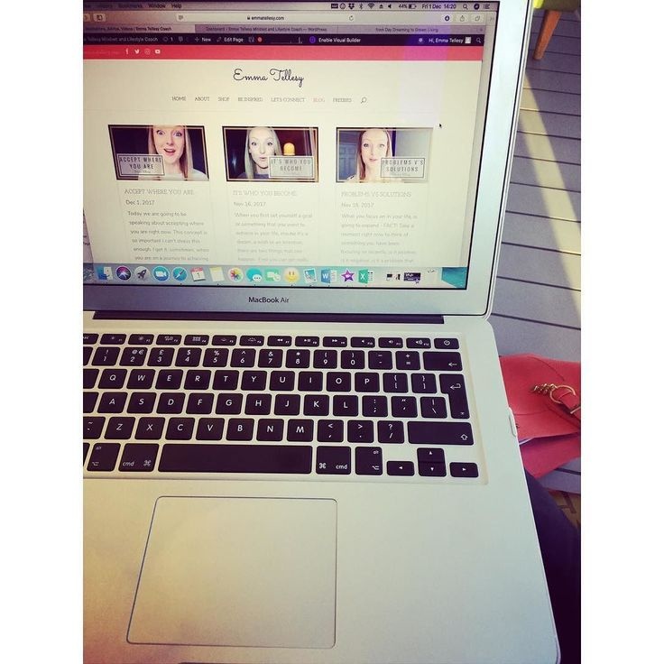 Working on my blog posts at the library today. Website is officially live! Check it out emmatellesy.com  #lifecoach #mumpreneur #bizmum Lets connect on facebook: http://ift.tt/2gq1dB7