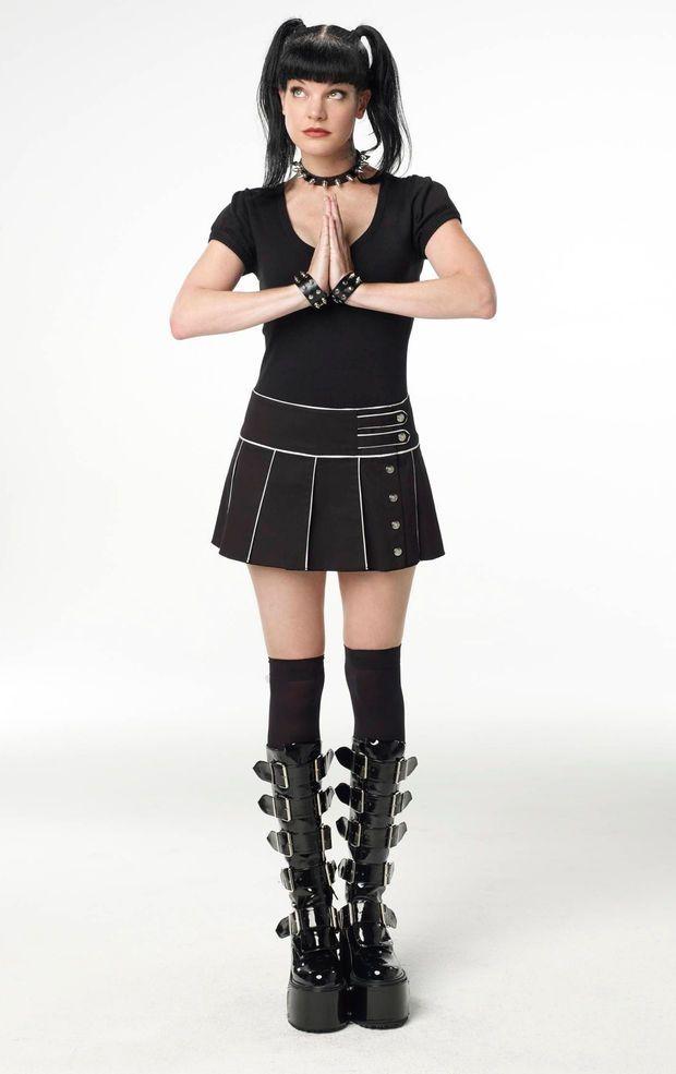 Pauley Perrette as Abigail Sciuto - NCIS