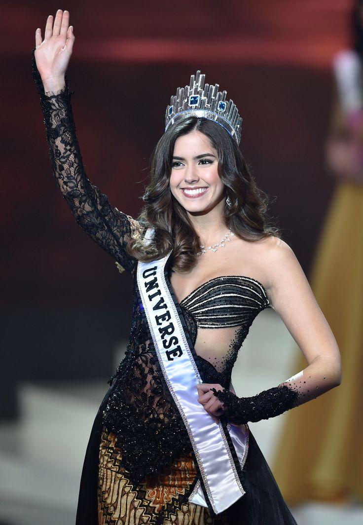 Miss Universo 2014 Paulina Vega