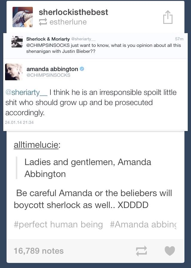 I FOUND IT! I FOUND THE REASON THEY'RE BOYCOTTING SHERLOCK. Please pin this on all of your fandom boards. :)
