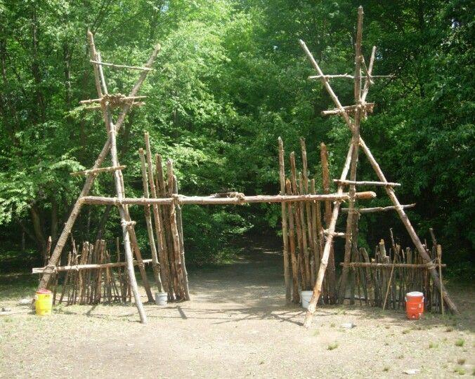 23 Best Scout Camp Gateway Images On Pinterest