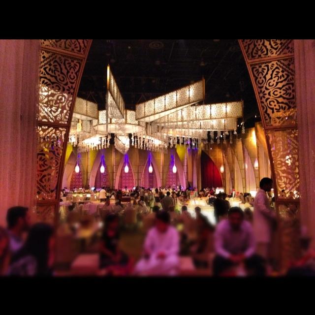 Al Majlis Ramadan Tent in Mina Salam Dubai & Colorful decoration at a Ramadan tent in a Dubai hotel | Ramadan ...