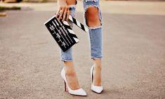 Обувь на все лето: модные советы от Саши Федоровой #fashion