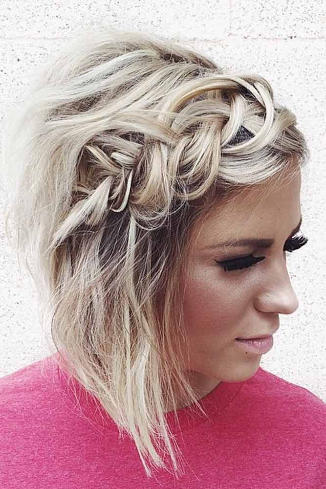 how hair style best 25 braid bob hairstyles ideas on braids 7825