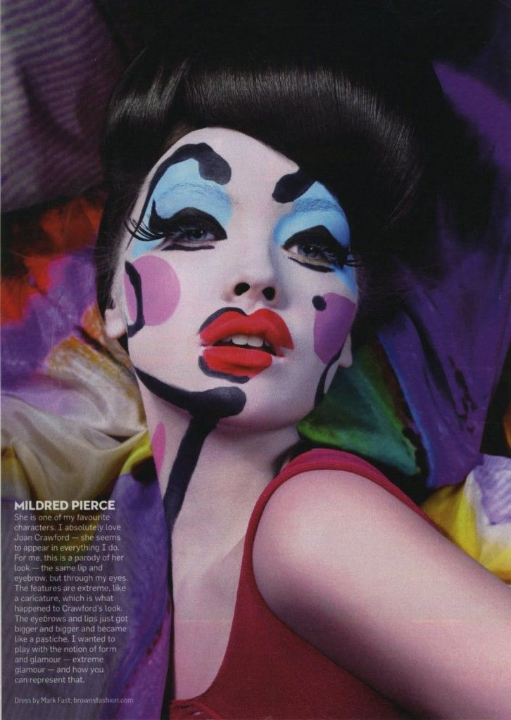alex box makeup
