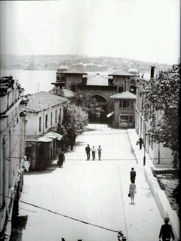 Besiktas iskelesi, İstanbul...