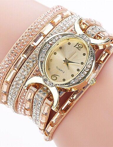 b8d0e935e Women's Bracelet Watch Simulated Diamond Watch Diamond Watch #streetstyle  #fashionstyle #stylish #beauty