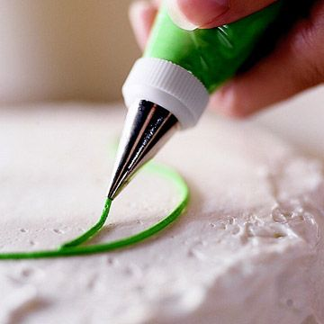 Frosting Recipes and Cake Decorating Ideas
