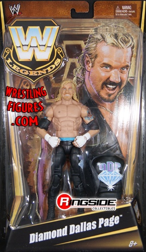 RINGSIDE COLLECTIBLES WWE Toys, Wrestling Action Figures, Jakks Pacific, Classic Superstars Action F: DIAMOND DALLAS PAGE WWE LEGENDS EXCLUSIVEWWE Wrestling Action Figure