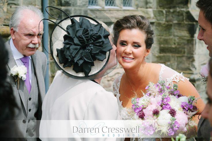 British wedding, loved my flowers