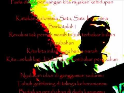 Katakan Indonesia Satu, Satu Indonesia Berkatalah! - Beken.id