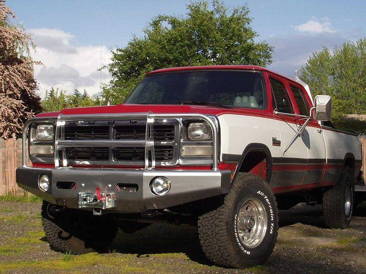Grill Guard? - Dodge Diesel - Diesel Truck Resource Forums