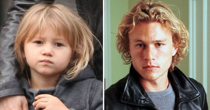 Heath Ledger's Daughter Is All Grown Up And She Looks Just Like Him [PHOTOS]