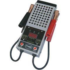 Nama : LED Digital Battery/Alternator Tester with 6 Led Light Tool Merk : TIROL Tipe : T16897 Status : Siap Berat Kirim : 1 kg  Fitur: Memiliki Beberapa fungsi: pemeriksaan kondisi alternator, pemeriksaan kondisi baterai , pemeriksaan sebelum pengisian dan menampilkan overload.     Layar dengan 6-LED, secara jelas menunjukkan kondisi alternator dan baterai.     Dua klip pengujian untuk mempermudah pengoperasian yang aman.     Dimensi Ukuran yang kecil dan ringan, memudahkan untuk dibawa.