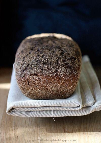 Kolejny chleb z melasą. Ostatnio testuję przepisy z jednej książki i... po…