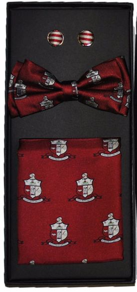 Kappa Alpha Psi Bow Tie Box Set