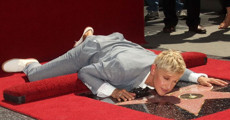 Ellen DeGeneres Hospitalized Due To Wine-Related Accident