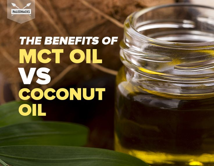 The Benefits of MCT Oil vs Coconut Oil