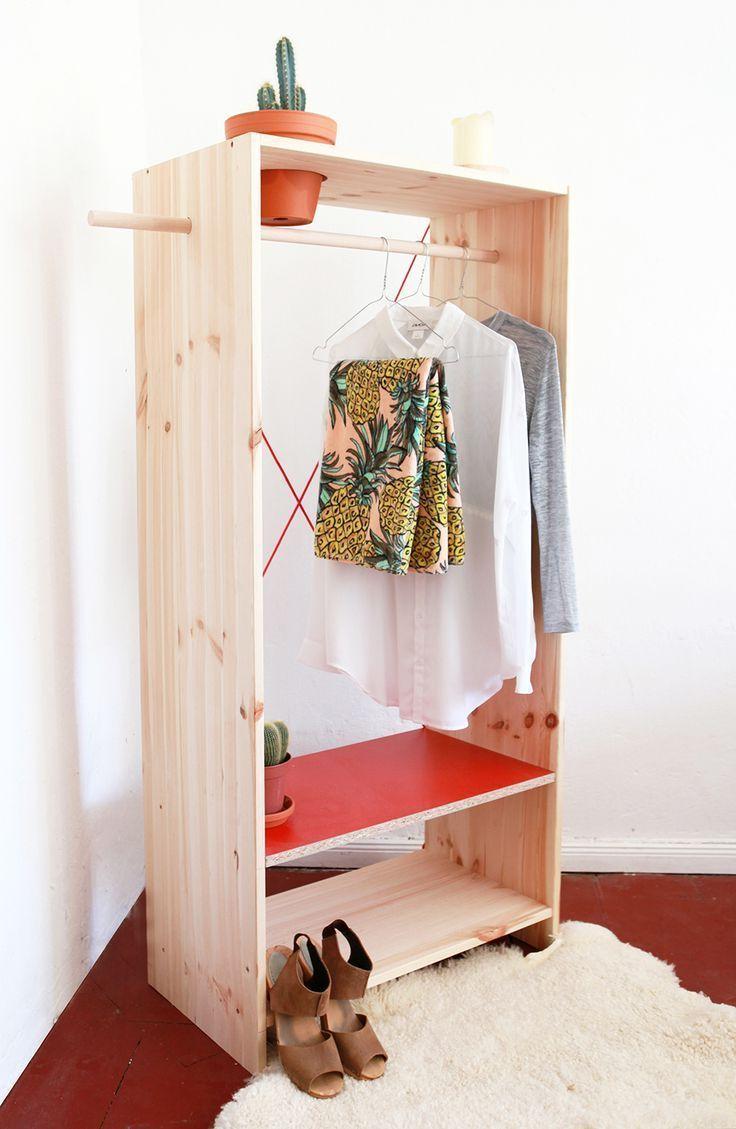 Entzückend Garderoben Ideen Sammlung Von Garderobe Selber Bauen - Und Anleitungen Für